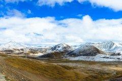 告别川藏线进入拉萨的地标——再见米拉山口